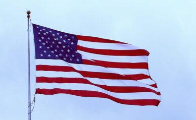 Flag Blog Spring